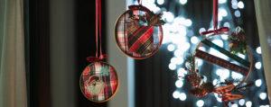 LIXIL 子どもと楽しむ窓辺DIY「クリスマスリース」